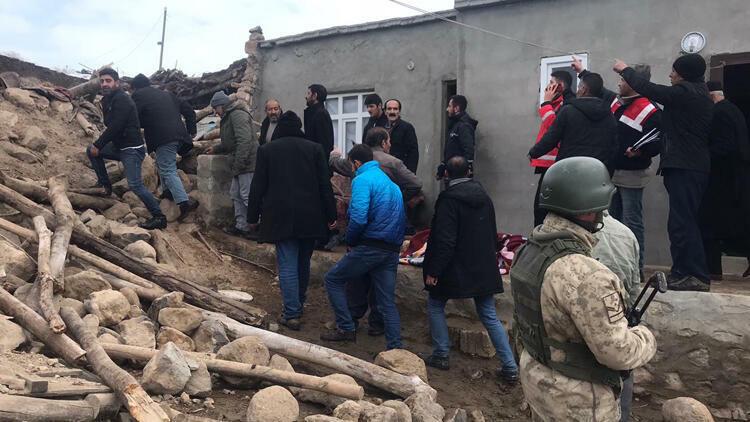 ایرانلا سرحدده زلزله نتیجهسینده تورکییهده ۷ نفر اؤلوب، ۵ نفر یارالاندی
