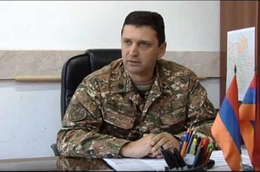 """Qarabağa yeni """"müdafiə naziri"""" gətirildi"""