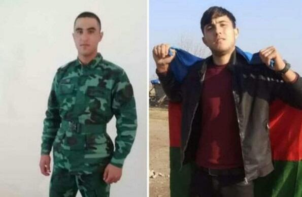 Азербайджан прощается с погибшим солдатом