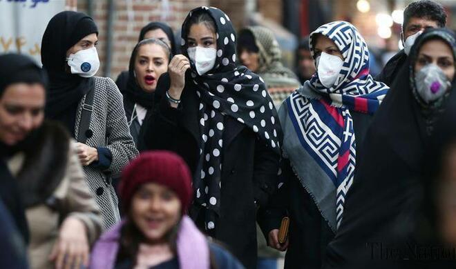 ایران: یایین اوولیندک کوروناویروسلا موباریزه آپارمالی اولاجاغیق