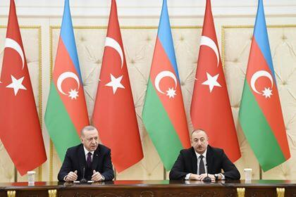 Turkey-Azerbaijan documents were signed -