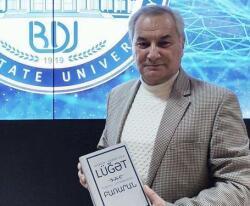"""""""Ermənicə-azərbaycanca lüğət"""" dərc edildi – İlk dəfə"""