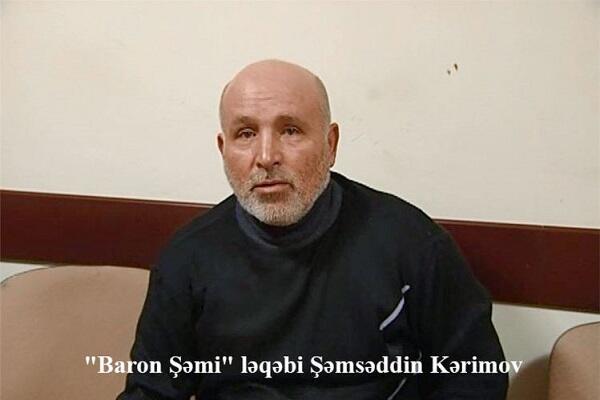 Baron Şəmi və oğlunun qətli ilə bağlı cinayət işi açıldı