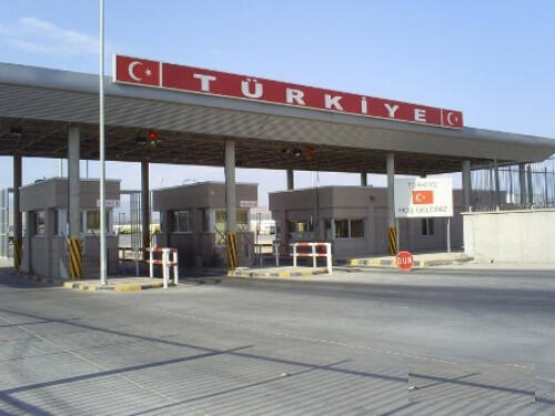 Turkey closed the border with Georgia