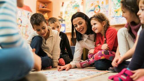Азербайджанцы посетили детский дом в России
