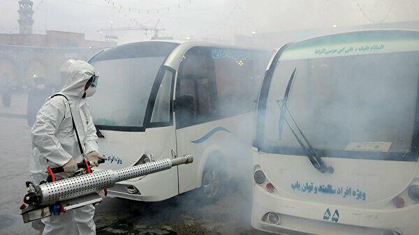 В Тегеране началась третья волна COVID-19