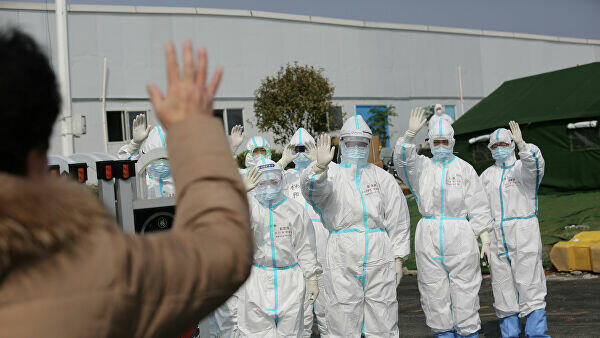 В Китае выздоровели 94% зараженных COVID-19