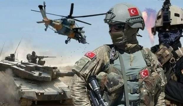 The Turkish army neutralized 111 terrorists