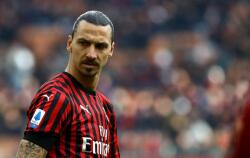 Ibrahimovic will not be able to participate in Euro 2020