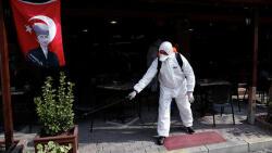 Число жертв коронавируса в Турции возросло до 812