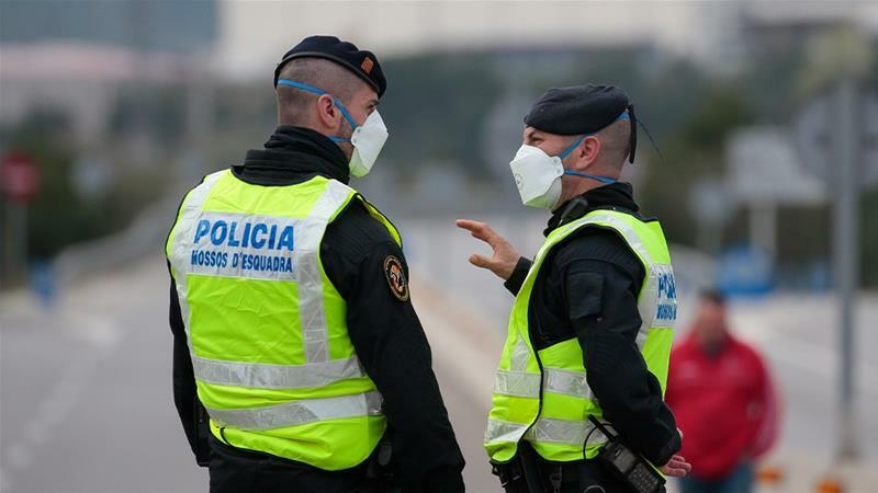 Spain mulls curfew as infections increase nearly 14K