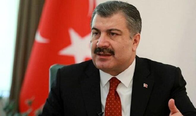 Turkey's COVID-19 cases remain at 'anticipated level'