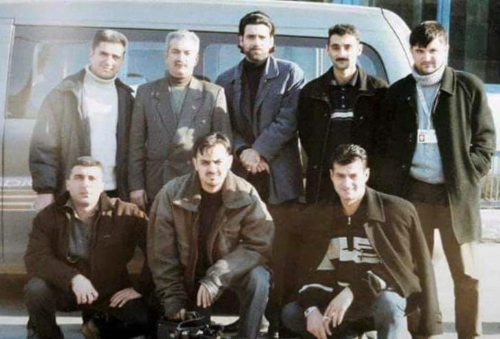 """""""Bu şəhərdə""""nin 20 yaşı: komandanın ilk – Fotosu"""
