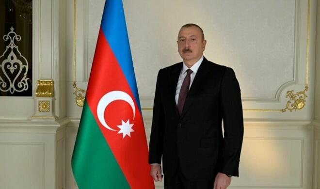 Ильхам Алиев направил письмо президенту Швейцарии