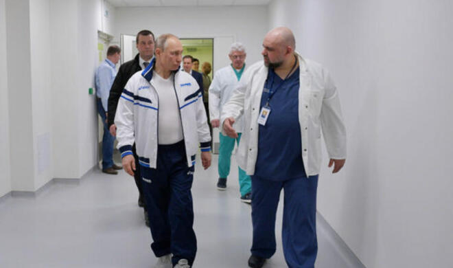 Peskov: Putin not yet received a second shot of vaccine