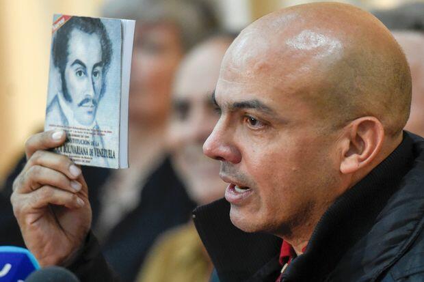 Отставной венесуэльский генерал сдался США