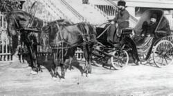باکینین قدیم نقلیات واسطهسی- فایتونلار