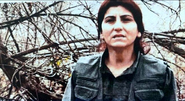 A high-ranking female terrorist of the PKK was killed