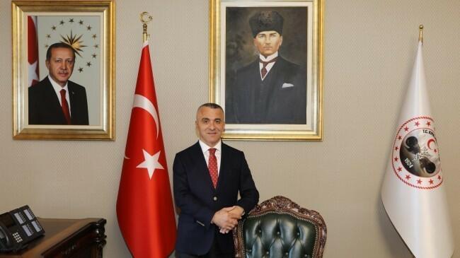 Турецкий высокопоставленный чиновник заразился COVID-19