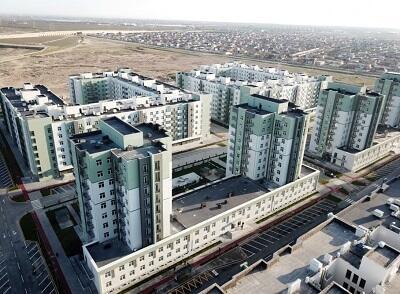 Ряд военнослужащих минобороны обеспечены жильем - Видео