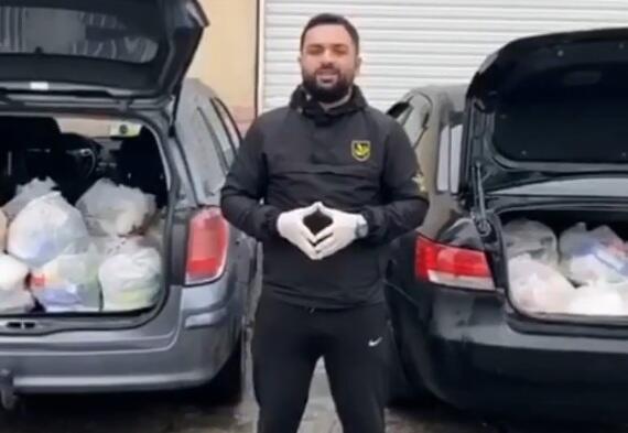 Kamal yardım apardı və meydan oxudu - Video