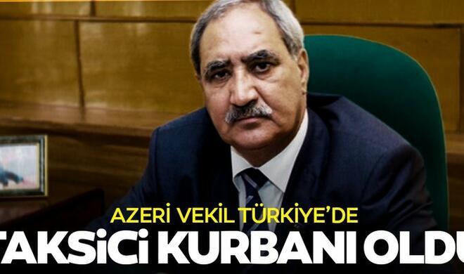 Fəzail Ağamalını Türkiyədə soydular: həbs edildi...