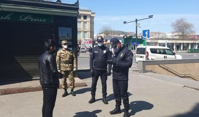 Bakı polisi hərəkətə keçdi: İcazəsi olmayanlar... - Foto