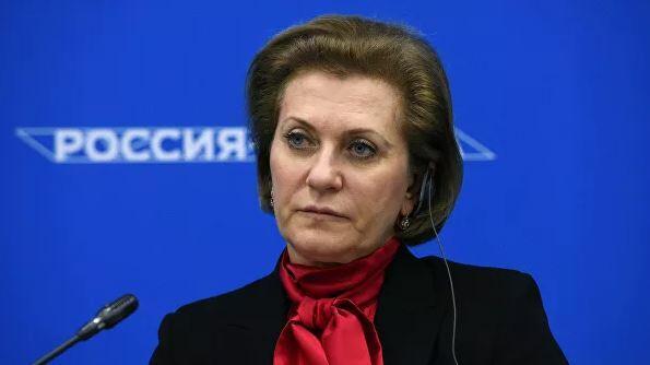 """Попова: Это """"война"""" за здоровье"""