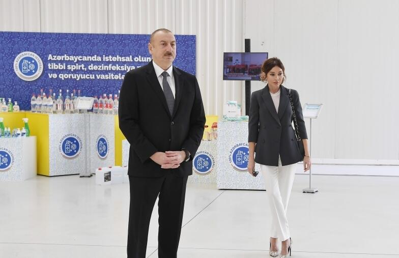 Ilham Aliyev addressed the people of Azerbaijan -