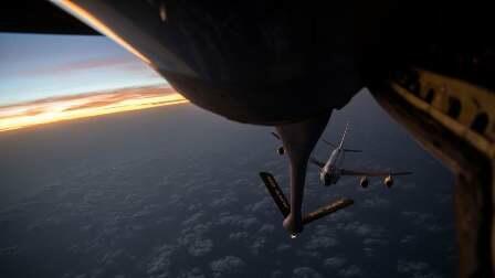 بؤلگهده گرگینلیک: آمریکا کشفیات طیارهلرینی گؤندردی