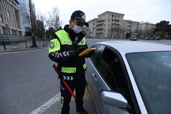 Проверки на улицах Баку продолжаются - Фото