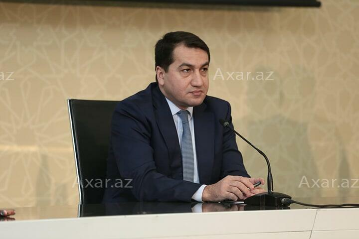 Hajiyev: 200 shells were fired at Tartar during the day
