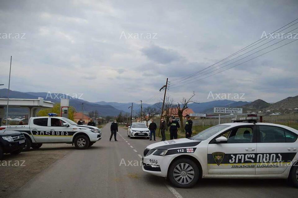 Azərbaycanlıların kəndi mühasirədə... – Foto