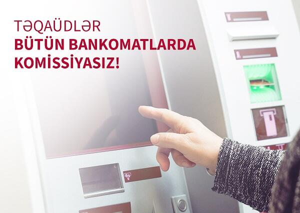 Kapital Bank-dan təqaüd və sosial kart sahiblərinə növbəti müjdə!