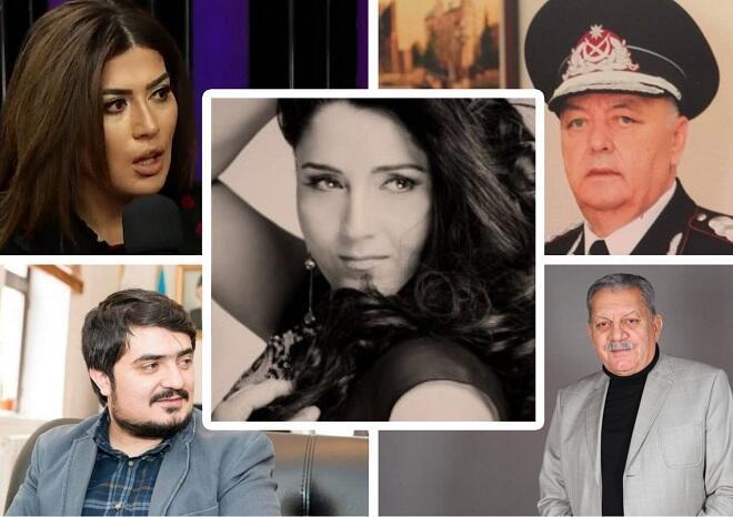 کارانتینده اولان آذربایجانلی تانینمیشلار کیملردیر؟