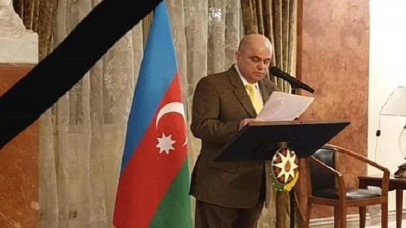 Azərbaycanlı diplomat dünyasını dəyişdi