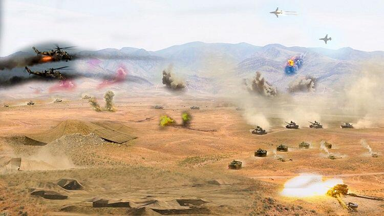 Тиханский: Армия Азербайджана намного сильнее…