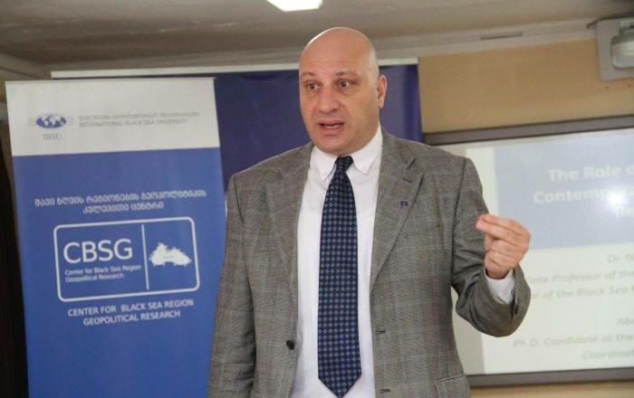 Читадзе: Тбилиси не станет рисковать дружбой с Баку