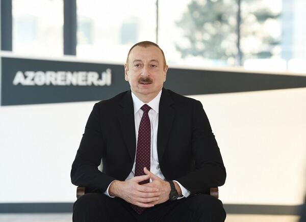 Gürcüstanla münasibətlərimiz mükəmməldir - Prezident