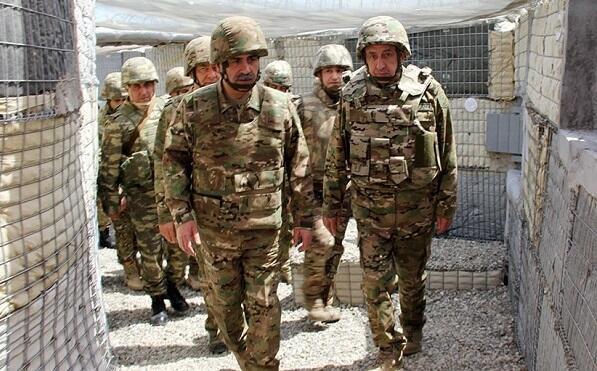 Mühüm hərbi əməliyyat planı: Orduya çağırış... - General