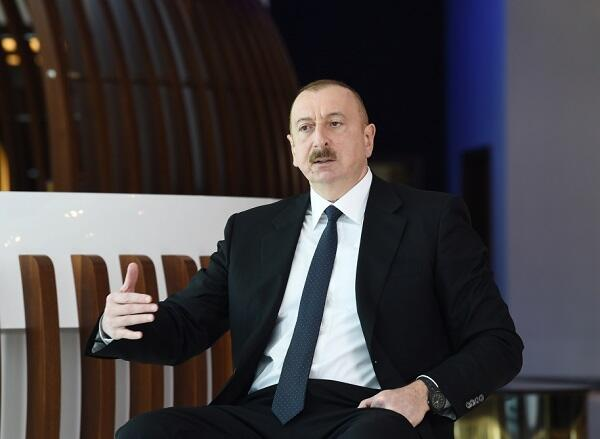 The pandemic hit these countries the most - Ilham Aliyev