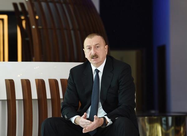 Azərbaycanda internetlə bağlı problem... - Prezident