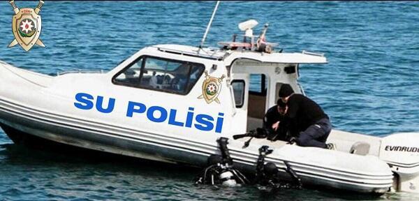 Nazirlik Su Nəqliyyatında Polis İdarəsi ilə reyd keçirdi