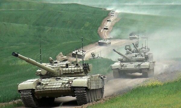 Azərbaycan Ordusu dağıdır, ümid etməyin... - Nakalyan