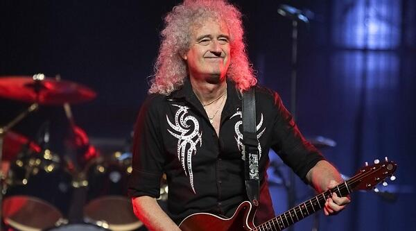 Queen's Brian May reveals he suffered heart attack