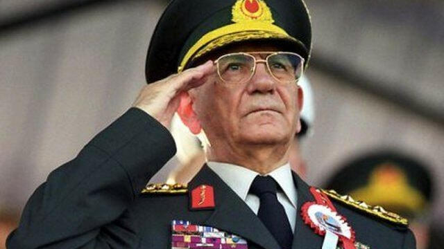 Former Turkish Chief of General staff passed away