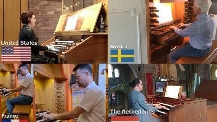 دؤولت هیمنیمیز خاریجی موسیقیچیلرین ایفاسیندا - ویدئو