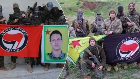 Trampın hədələdiyi Antifa: PKK ilə hansı əlaqələri var?
