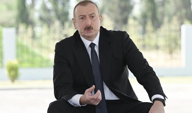 Prezident elan etdi: Hədəf təkcə Qarabağ deyil...