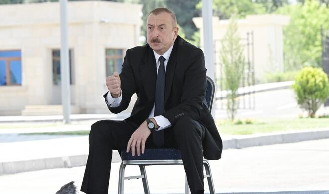 Prezident işarə etdi: Qarabağda uğur üçün...